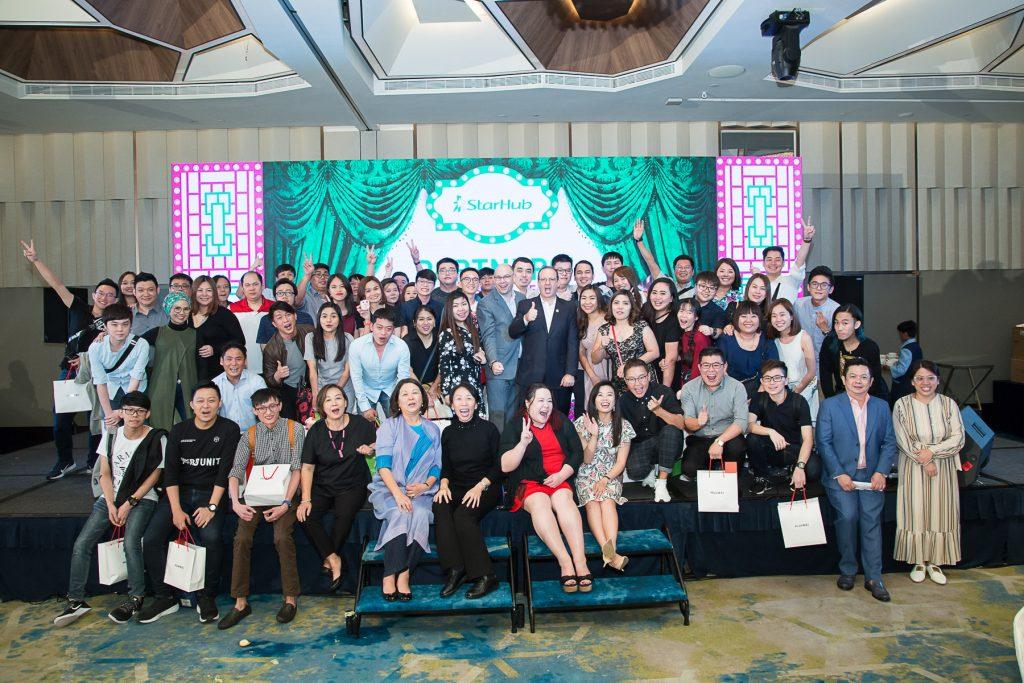 StarHub Partners' CNY Dinner 2019