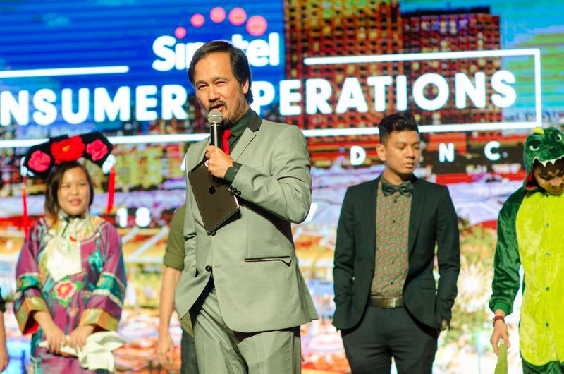 SingTel Consumer Operations 2017